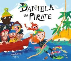 Daniela the Pirate book