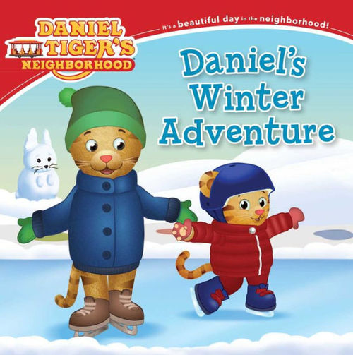 Daniel's Winter Adventure book