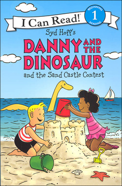 Danny and the Dinosaur and the Sand Castle Contest book