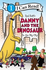 Danny and the Dinosaur in the Big City book