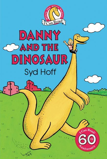 Danny and the Dinosaur book