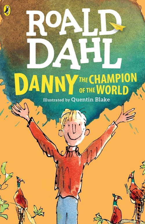 Danny, the Champion of the World book
