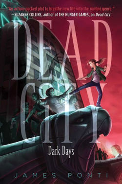 Dark Days book