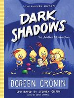 Dark Shadows book