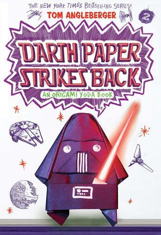 Darth Paper Strikes Back book