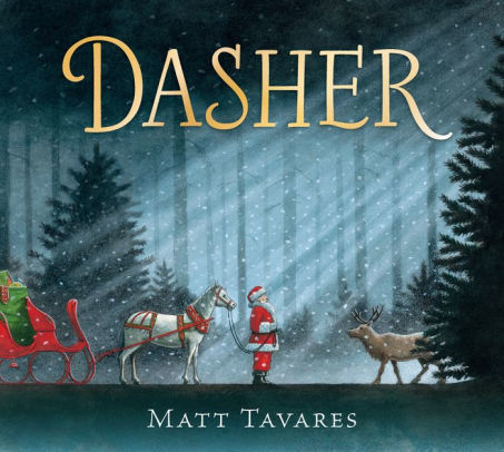 Dasher book