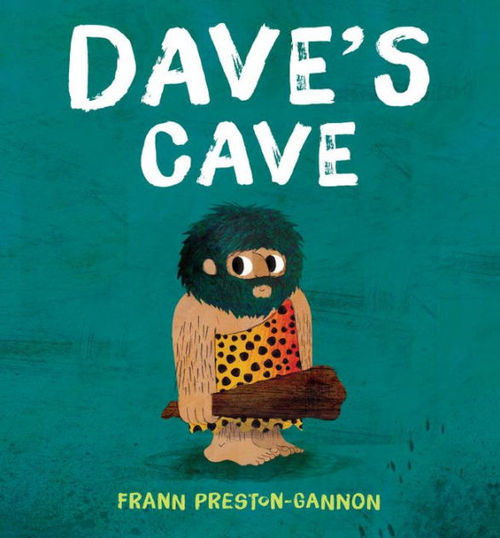 Dave's Cave book