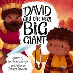 David and the Very Big Giant book