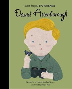 David Attenborough book
