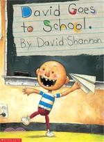 David Goes To School book