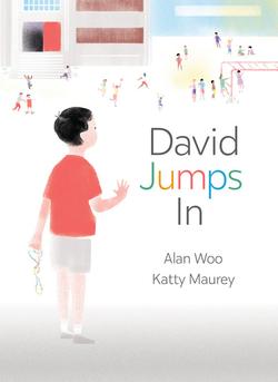David Jumps In book