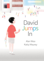 David Jumps In book