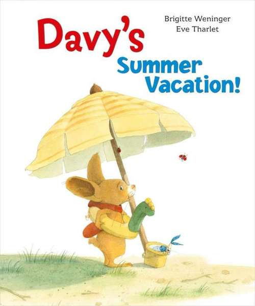 Davy's Summer Vacation book
