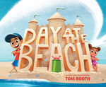 Day at the Beach book