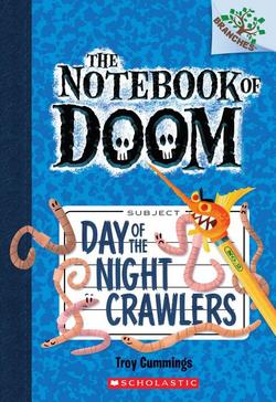 Day of the Night Crawlers book