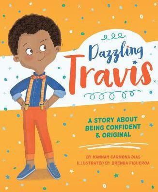 Dazzling Travis book