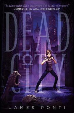 Dead City book