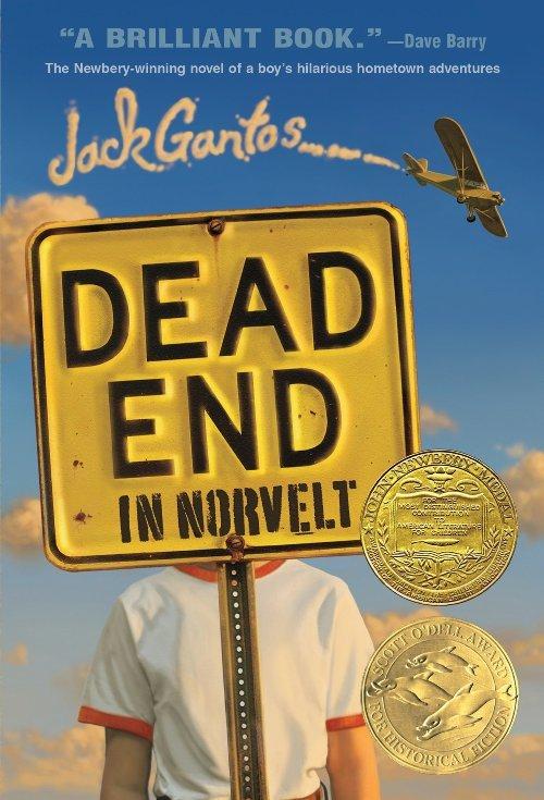 Dead End in Norvelt book