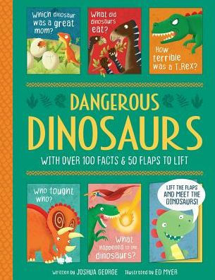Deadly Dinosaurs book