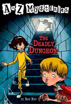 Deadly Dungeon book
