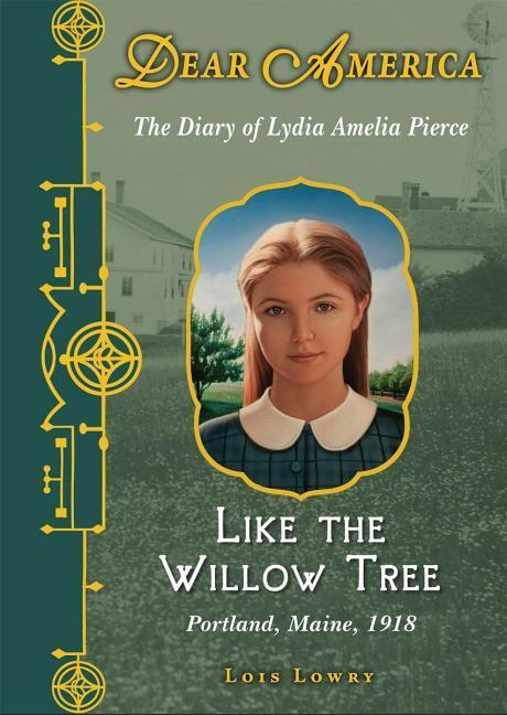 Dear America: Like the Willow Tree book