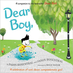 Dear Boy, book
