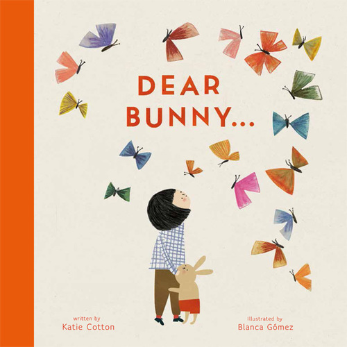 Dear Bunny Book