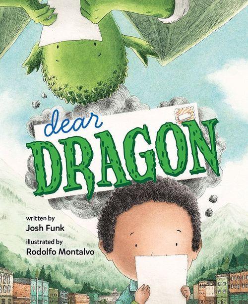 Dear Dragon book