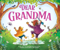 Dear Grandma book