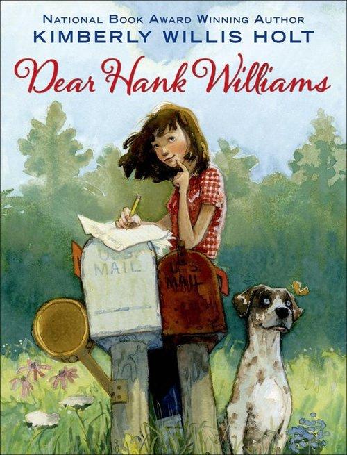 Dear Hank Williams book