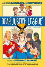 Dear Justice League book