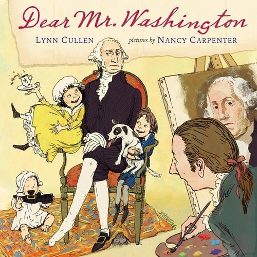 Dear Mr. Washington book