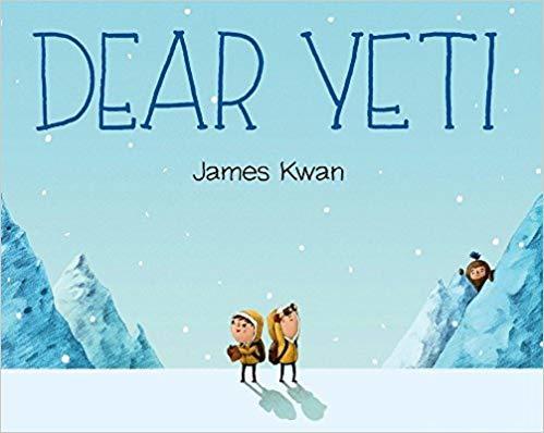 Dear Yeti Book