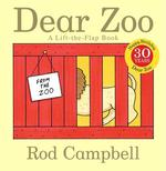 Dear Zoo book