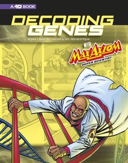 Decoding Genes with Max Axiom, Super Scientist book