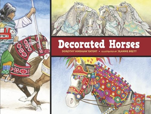 Decorated Horses book