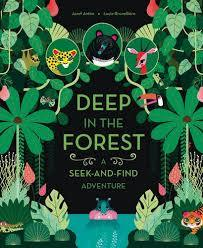 Deep in the Forest book