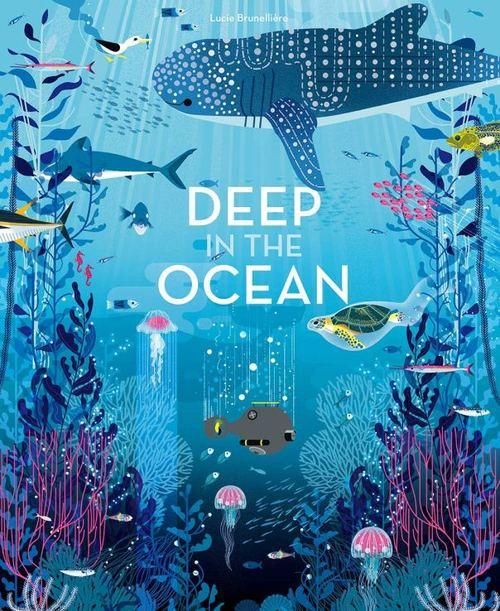 Deep in the Ocean book