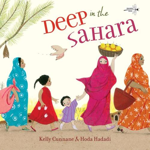 Deep in the Sahara book