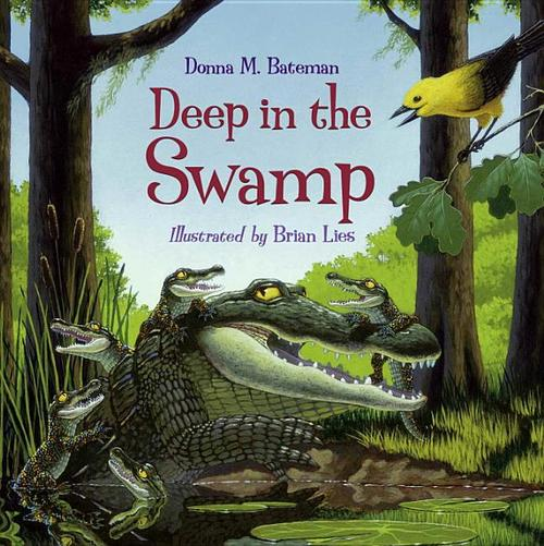 Deep in the Swamp book