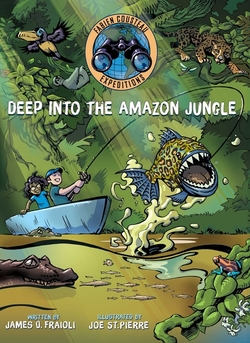 Deep Into the Amazon Jungle book