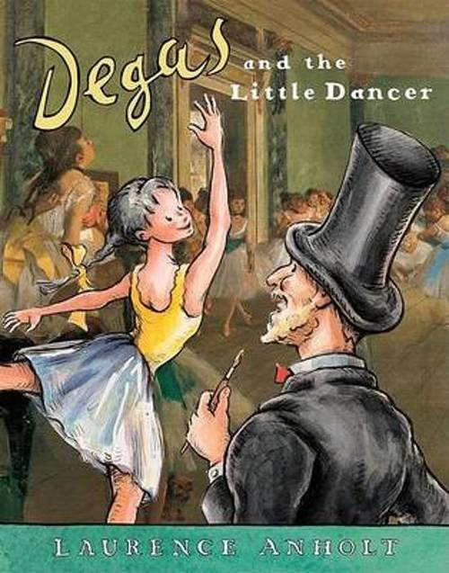 Degas and the Little Dancer book