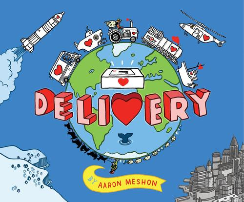 Delivery book