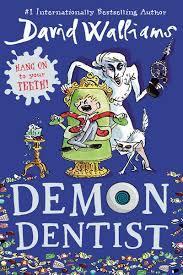 Demon Dentist book