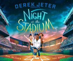 Derek Jeter Presents Night at the Stadium book