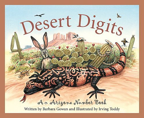 Desert Digits book