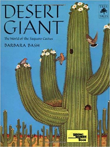 Desert Giant book
