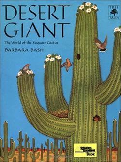 Desert Giant book