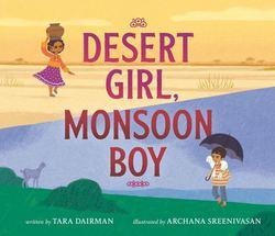 Desert Girl, Monsoon Boy book