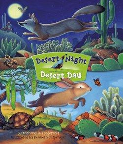 Desert Night Desert Day book